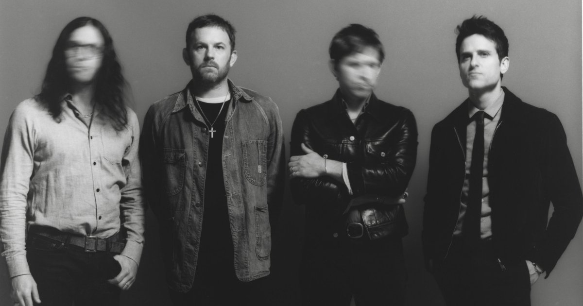 .@KingsOfLeon announce comeback album #WhenYouSeeYourself and drop two new songs to welcome you to 2021:
