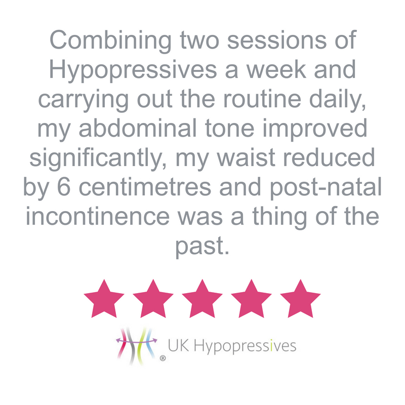 We absolutely love getting great feedback - it's just a reinforcement of how incredible this technique really is! Here's a great one from Louise, who reminds us how key it is to practise #Hypopressives daily! #Incontinence #Prolapse #PelvicFloor #WomensHealth #PostNatal