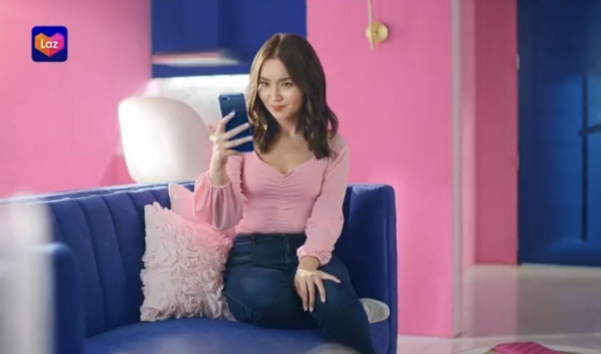 First shopping of 2021? Let's go! Over thousands of items to choose from only on @LazadaPH! Ano pang hinihintay niyo? Mag-check out na sa Lazada!   @bernardokath 💙 Tagline: KATHRYN NasaLazadaYan