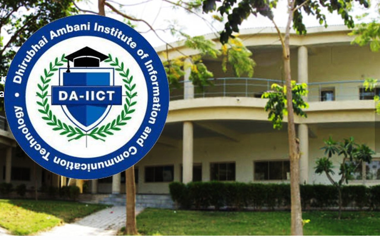 Institute Post-doctoral Fellow Positions in DAIICT, Gandhinagar, Gujarat
