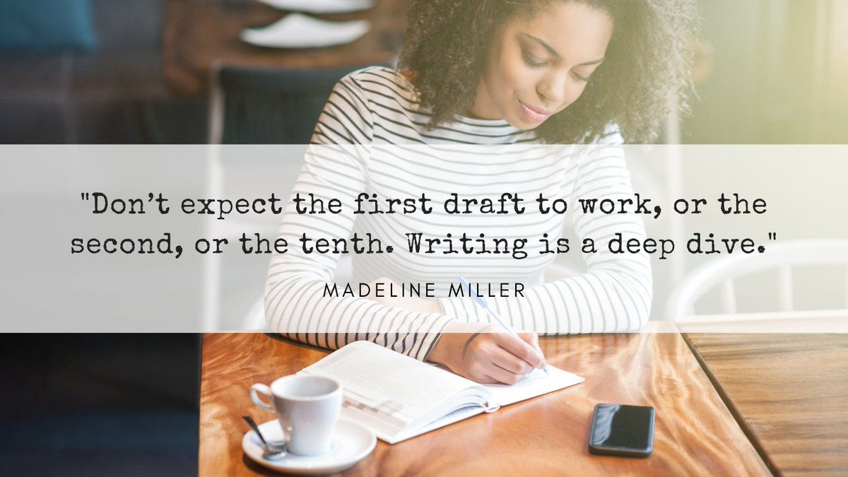 Budding writers! This is the final week to enter Discoveries, our brand new talent development programme.  To inspire you, here are twelve insightful writing tips from #WomensPrize winners - from Madeline Miller to Eimear McBride: