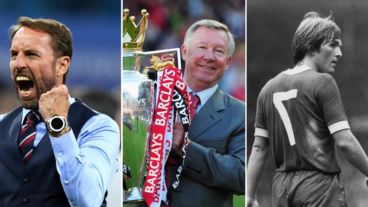 Join football greats Sir Alex Ferguson, @GarethSouthgate & @KennethDalglish on 15 Jan for an incredible, exclusive livestream Q&A!   Proceeds will go to support the vital work of our Sport United Against Dementia campaign.  Get your tickets today: