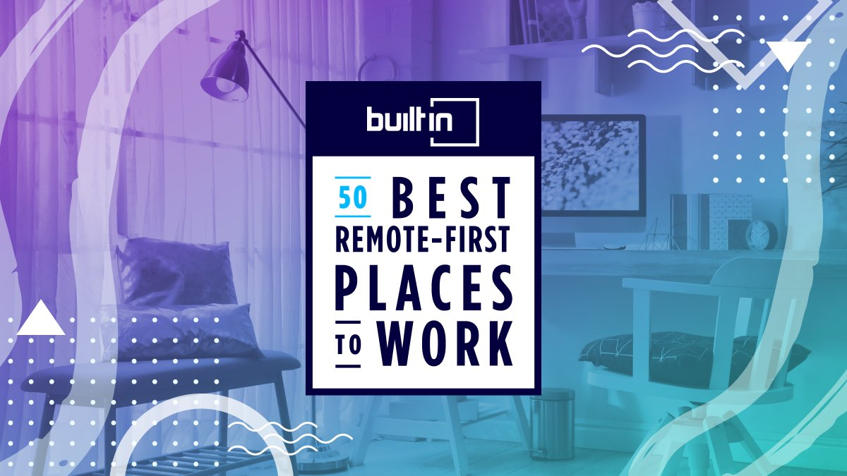 We're excited to announce that @Skillshare has been named one of @BuiltIn's 2021 Best Remote-First Companies To Work For! 🎉  Check out our rank here: