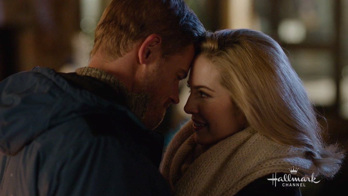 Leaving his hometown many years ago made Justin @trevdon forget his roots, but seeing an old friend #CharlotteSullivan is going to teach him more than he thought he needed. See what happens in the Hallmark Channel Original Premiere #TwoForTheWin Saturday at 9pm/8c.