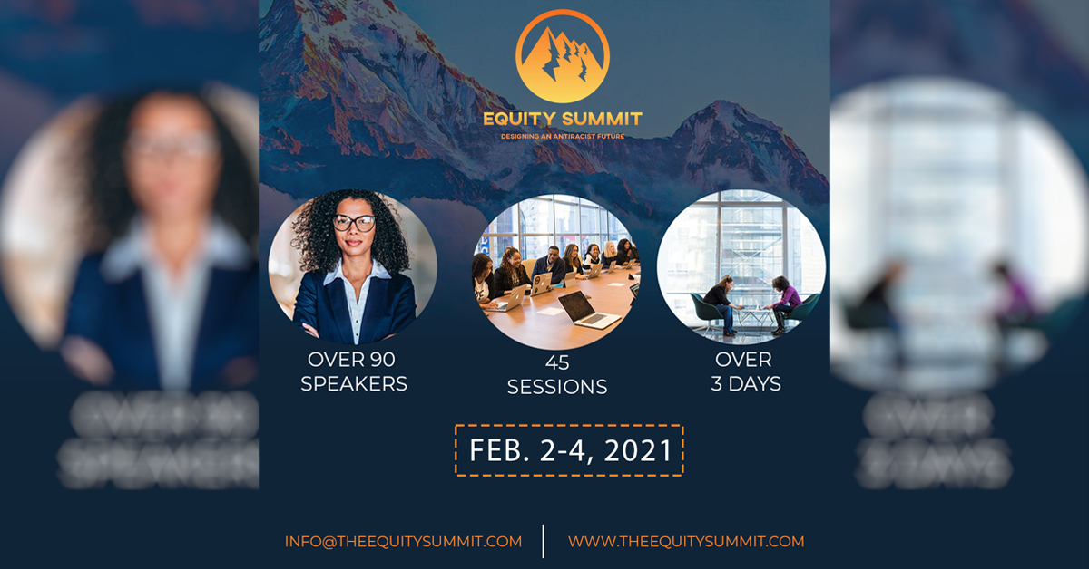 Confirmed sessions with days and times are LIVE‼️  See who will be speaking and what they will be speaking about.  Sessions ➡️  Register ➡️   #EquitySummit #TheBond #Antiracism #Antiracist #Education #Sports #Policy #Equity