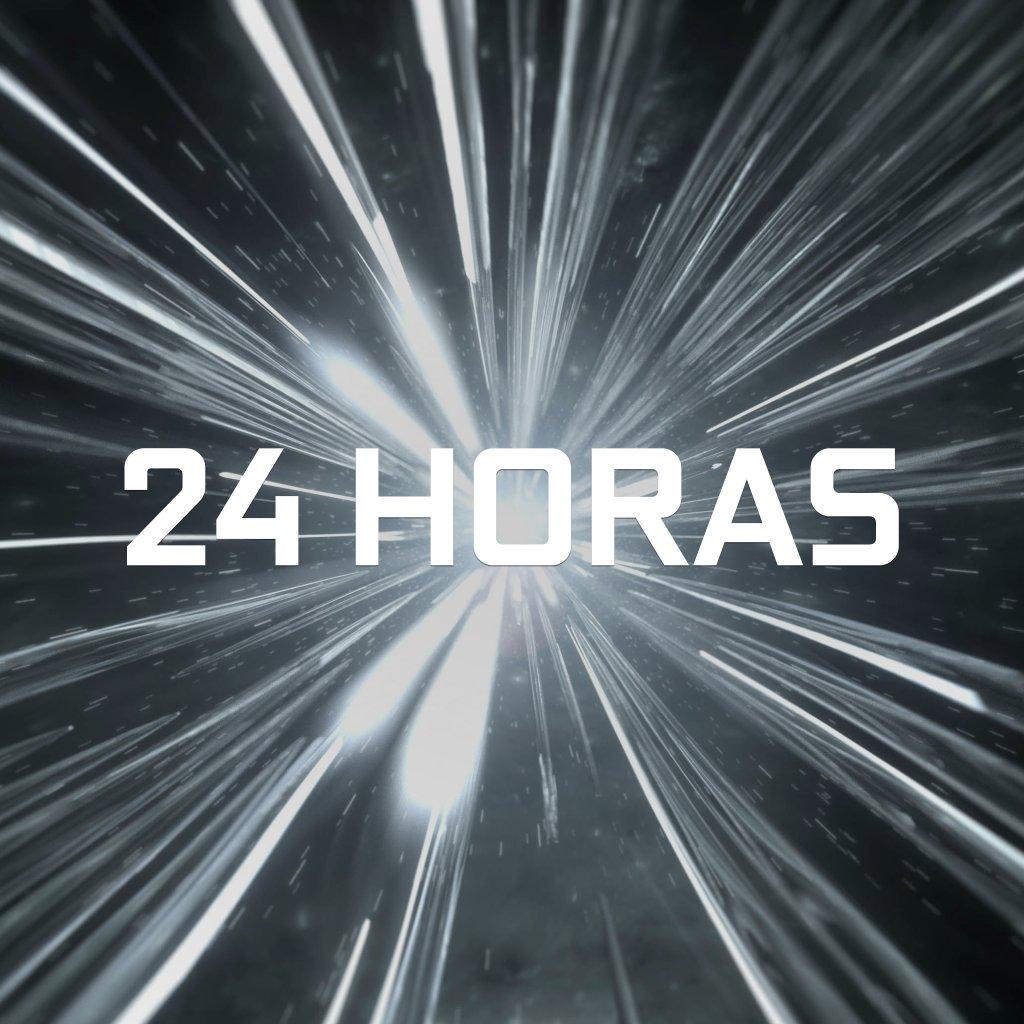 Faltam apenas 2️⃣4️⃣ horas para o nosso evento especial GeForce RTX: Game On 👀 https://t.co/Xkgv55lQd6