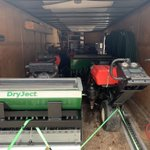 Image for the Tweet beginning: Girls are all loaded up
