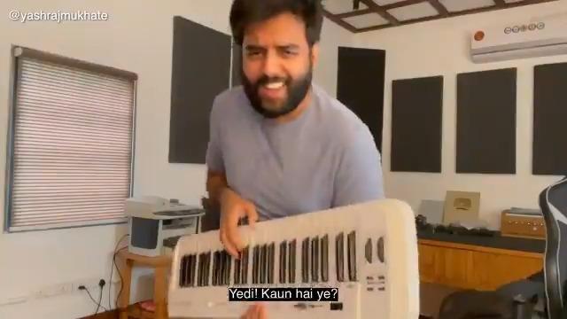 Jab #YashrajMukhate banaye #RakhiSawant ke sang beat toh koi kyun na sune isko on repeat? 😍  Catch #BB14 before TV on @VootSelect. @BeingSalmanKhan #BiggBoss2020 #BiggBoss14 #BiggBoss