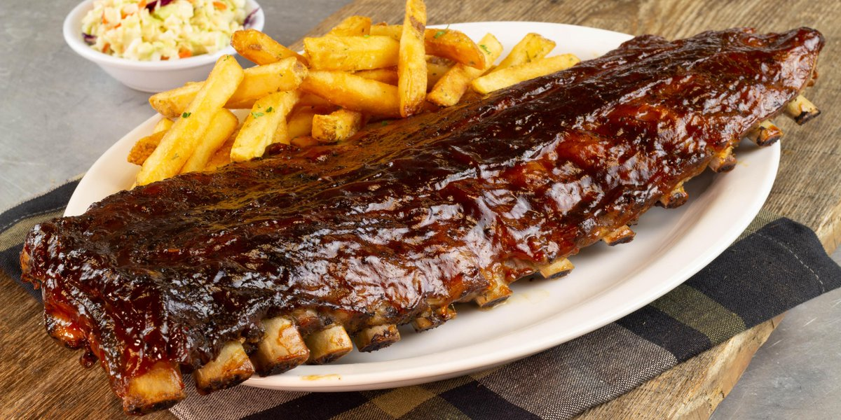 We're not saying making our Baby Back Ribs bigger made them better —we're saying it made them bigger.  (It's impossible to get better than these.) https://t.co/1FVXYvCE6w