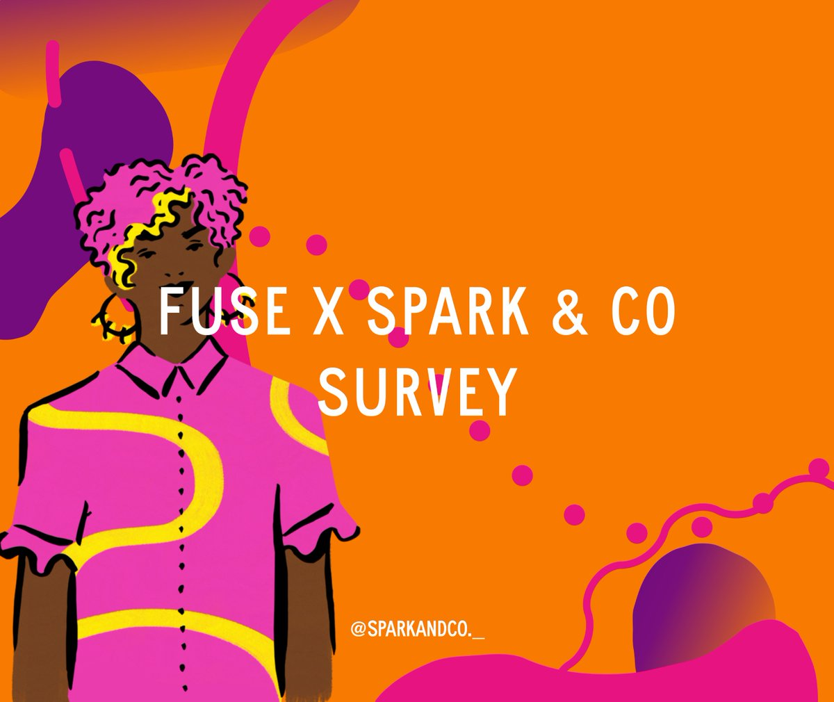 Can you help us?  We've teamed up with @fusemanchester and created a survey for #POC and racialised people working the #Creative industry. We would like to know where the gaps are so that we can create resources to support #CreativesOfColour: