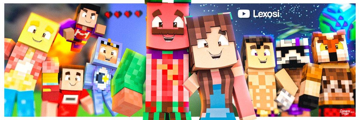 En 30min empezamos directo de evento en Minecraft!!!!