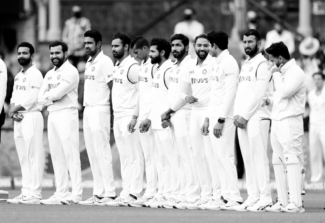 What a test match. Great effort Team India 🇮🇳 @bcci