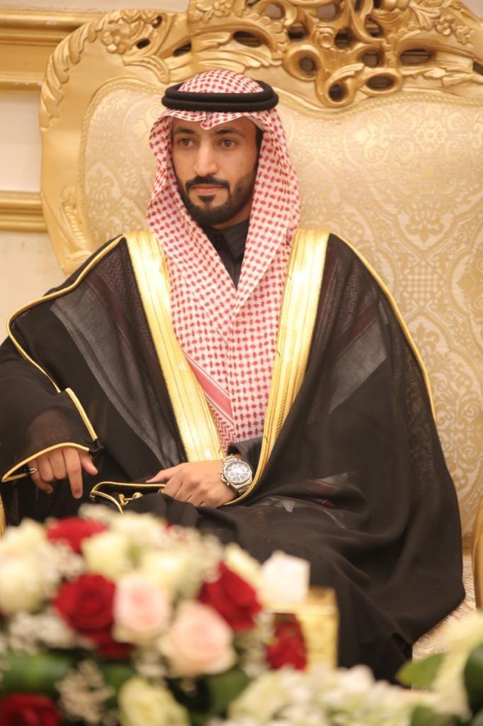 #تغطيه| 📹  🔴تحت هذه التغريده بعض اللقطات من زواج الشاب : سطام بن خويلد بن عبدالهادي القطاعة  : العريس