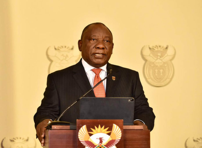 #Covid19SA: President Cyril Ramaphosa is expected to address the nation at 8 o'clock this evening on developments related to the country's response to the Covid-19 pandemic. MDM https://t.co/9ye7b8O8eZ