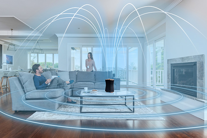 En 2021, les enceintes sans fil Sony misent tout sur le son 3D immersif #360RA