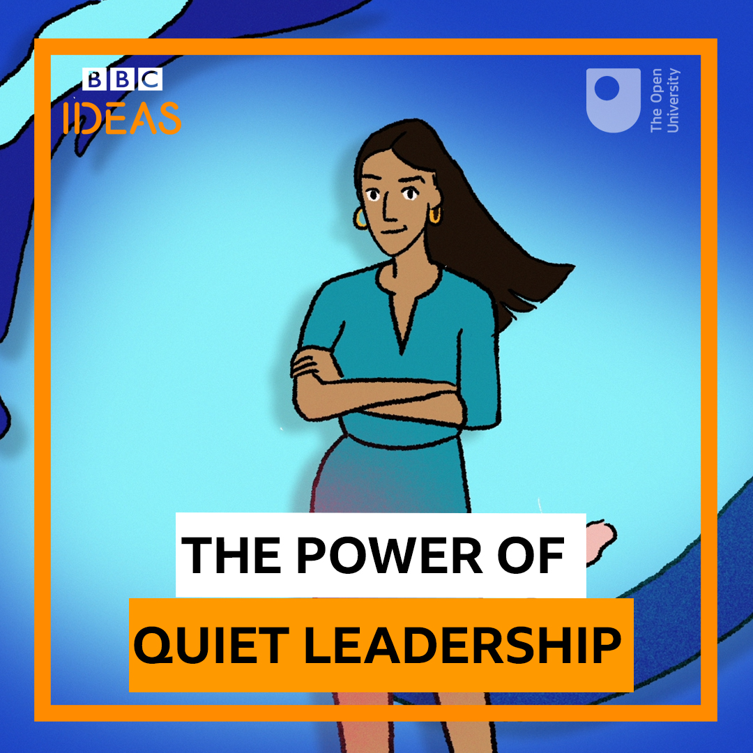 The power of quiet #leadership is real.                                        #success #SaturdayMorning