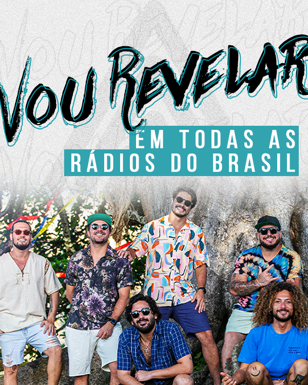 Aumenta o som dessa onça que hoje a #VouRevelar vai chegar em todas as #rádios da Brasil! 🤩 Quando ouvirem gravem e marquem a gente! Queremos ver vocês curtindo esse som! 👽 #Atitude67 #AtitudenoRole