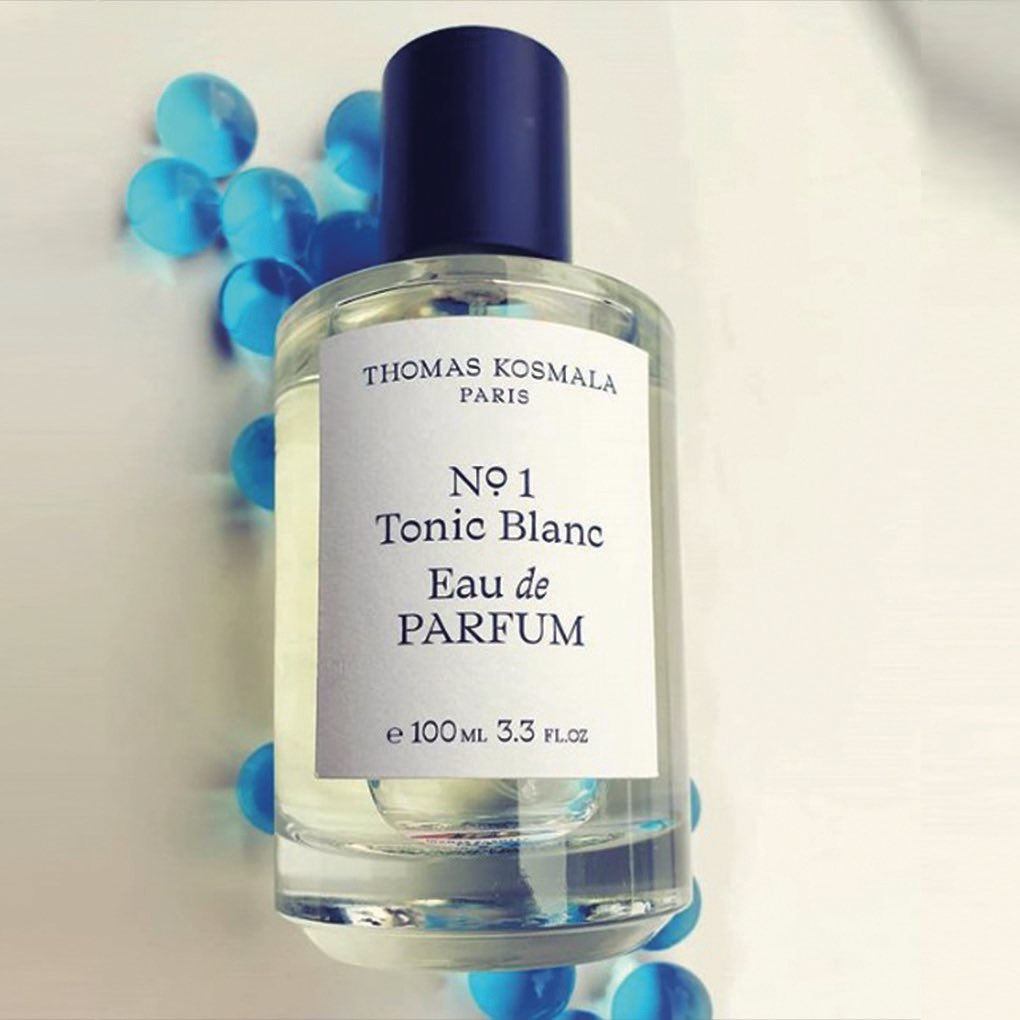 Fresh and easy like a Sunday morning, this stripped-down scent is dominated by uplifting neroli. Shop online at https://t.co/z0nD22X5Lh #ThomasKosmala #No1 #TonicBlanc #fragrance #perfumes #Jashanmal #Bahrain https://t.co/aYraxQcEcW
