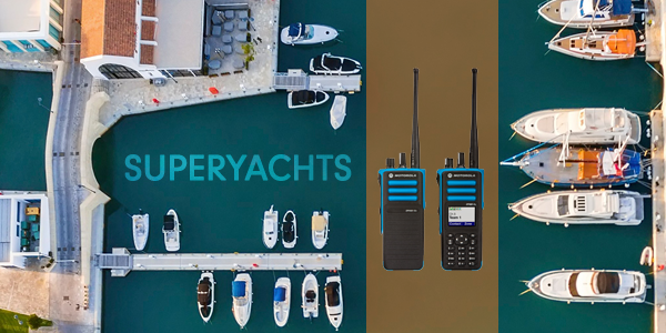Smart, simple and affordable communication solutions that are adaptable for your #superyacht two-way radio needs > https://t.co/6b29NQNN7X #MotorolaSolutions