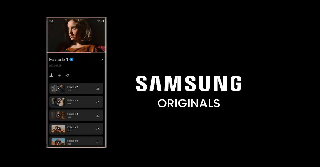 @SamsungMobile #ReleaseOriginals for new streaming service by Samsung!!
