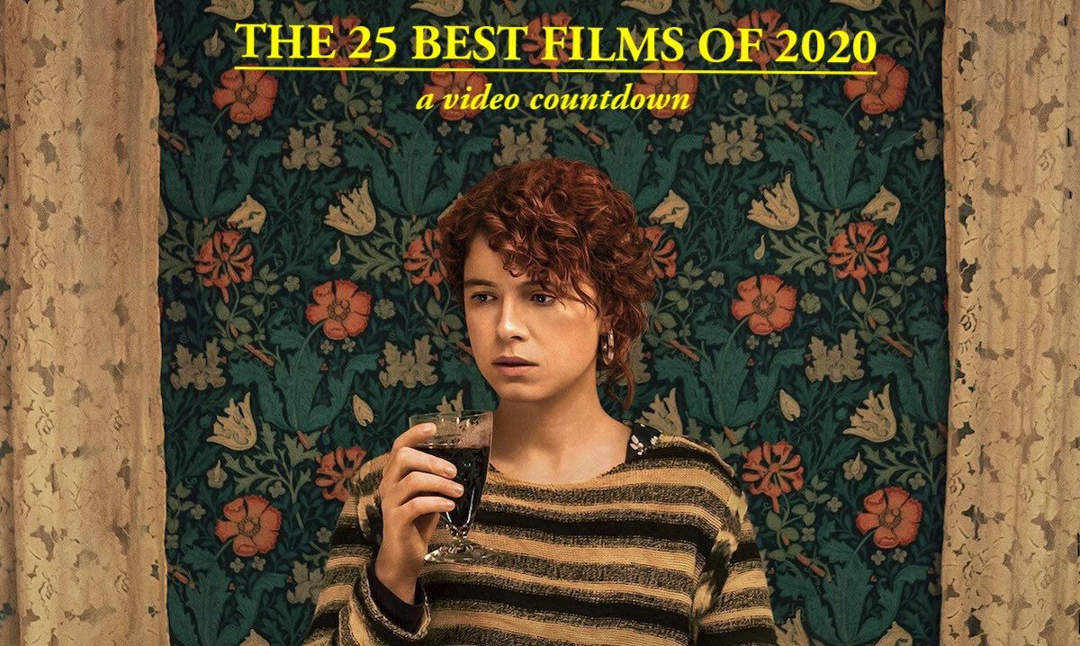 THE 25 BEST FILMS OF 2020  a video countdown