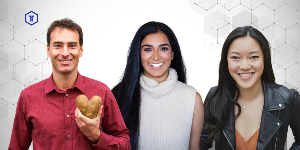 With all of the stressful things going on in the world, join us for uplifting conversations about organizations that focus on POSITIVE values.   Philip Behn @imperfect_foods   Ravina Anand & Michelle Kwok from @weareflik  Wednesday at 7:00 PM EST   https://t.co/oU3RF314UU https://t.co/ujb2M1SHbT