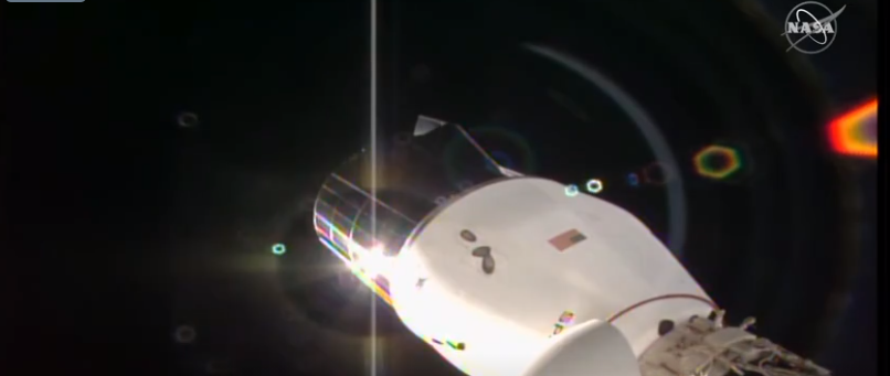 Today's departure of the upgraded @SpaceX cargo Dragon has been called off due to weather in the splashdown zone.   Stay updated on a new departure date and time: