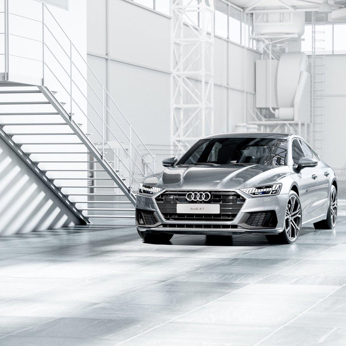 Radiating Confidence  #Audi  #Audisaudiarabia  #AudiA7  #A7  #Vehicles  #Automotive #أودي  #أودي_السعودية  #سيارات