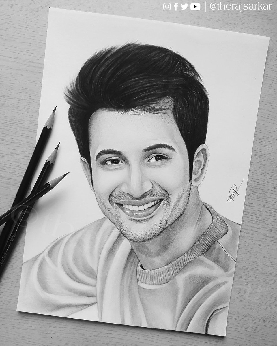 ROHIT SARAF  Artist _ @therajsarkar   Final Protrait Sketch of - #rohitsaraf   #therajsarkar #art #artist #rohitsaraf #rohit #pencilart #pencil #sketch #drawing #draweveryday #DYODAY2021 #OurPrideKyungsooDay #AskMalavika #Happy8YearsWithJimin #whatisTHELINE  #1YearForNonBBIHAVPL