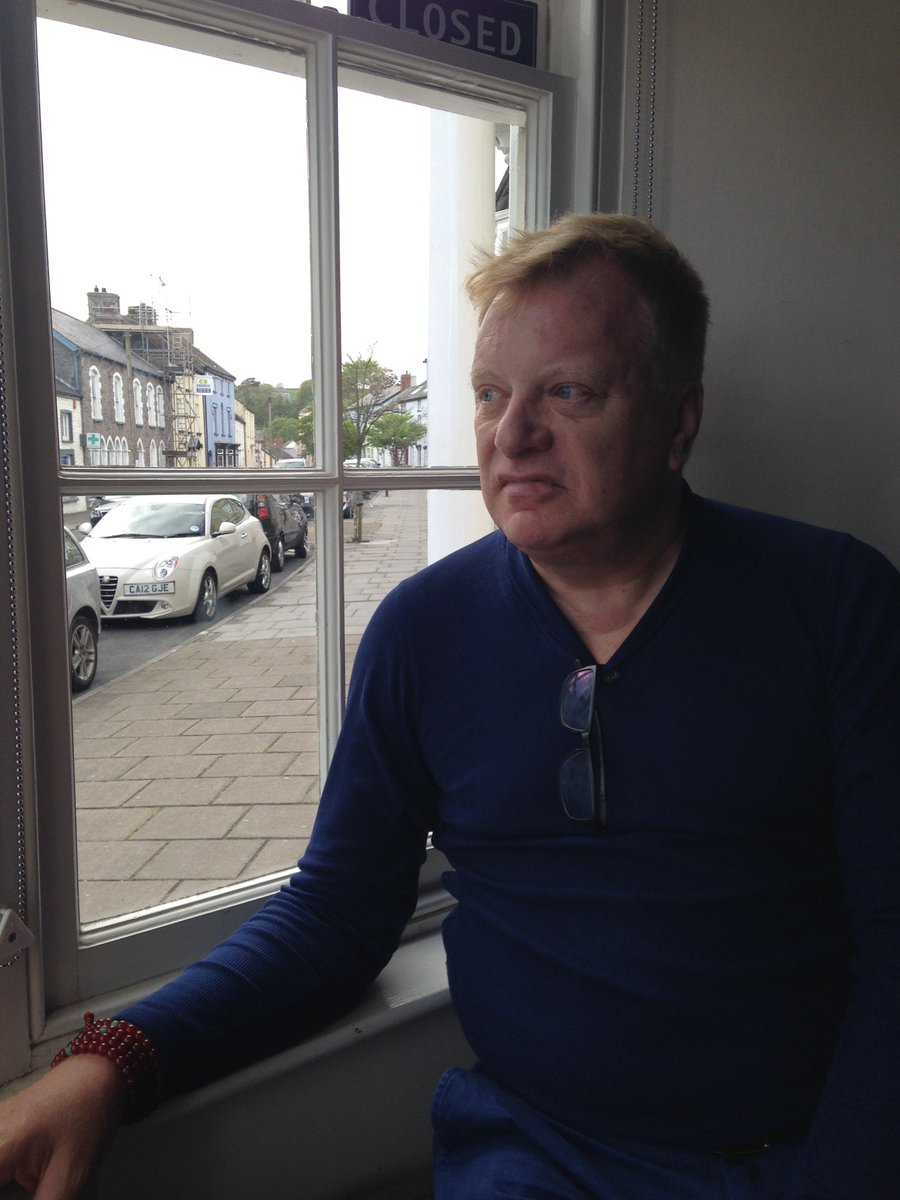 """Andy Woodhead, from Wales, has vascular and Lewy body dementia, and has shared what life has been like during lockdown. He said: """"We should never be afraid to talk about our feelings or ashamed of how difficult things can be at times."""" To read more, visit"""