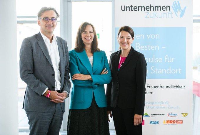 Der Verein Unternehmen Zukunft sucht nach Wegen für eine bessere Vereinbarkeit von Familie und...