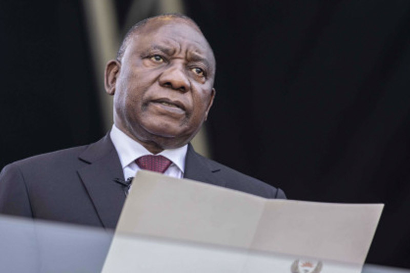President Cyril Ramaphosa will address the nation at 20h00 today on developments in relation to the country's response to the Coronavirus pandemic. #COVID19SA #SecondWave https://t.co/MIJwdlWRTG