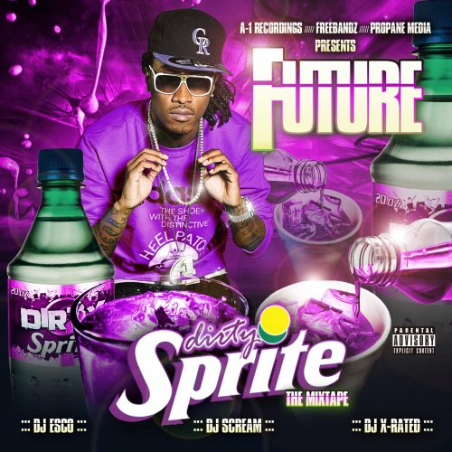 10 YEARS AGO TODAY 🔥🚨🚀🚀🚀 [Mixtape] @1Future - Dirty Sprite :: Get It LIVE!  @LiveMixtapes @DjScream @thedjxrated @EscoMoeCity