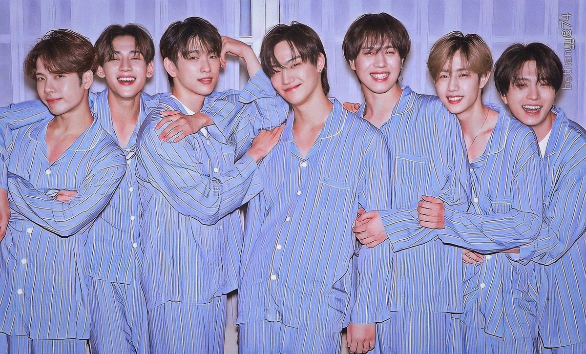 end of the thread, i hope this thread made you smile and reminder got7 loves you so much! seven or never, seven or nothing.