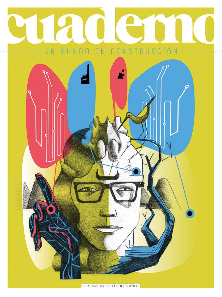 🗓️Domingo, 17 de enero 📖Para leer |#Telos115   Protagonizado por @belindatato y @uribeetxebarria, el nuevo número de @revistatelos nos invita a reflexionar el futuro de un mundo todavía en construcción.