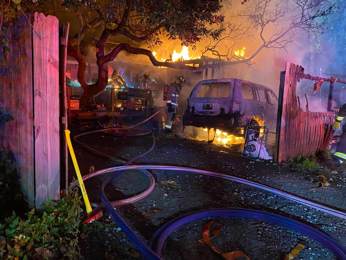 Weekend home fire in Moon Lake displaces two adults, two children, and two dogs. No injuries were reported, and the cause is under investigation. Full story here: