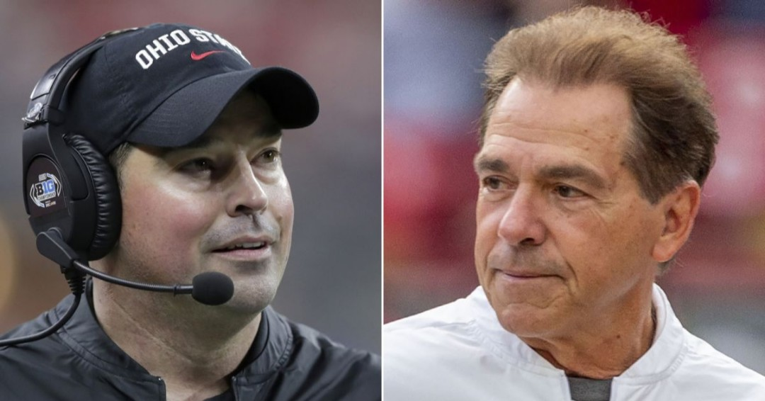 The Buckeyes and Crimson Tide meet in the college football national championship from Hard Rock Stadium at 8PM(et). Ohio State look to finish the year with an 8-0 record while winning their ninth national title. Alabama look to finish 13-0 & 18th national title in school history.