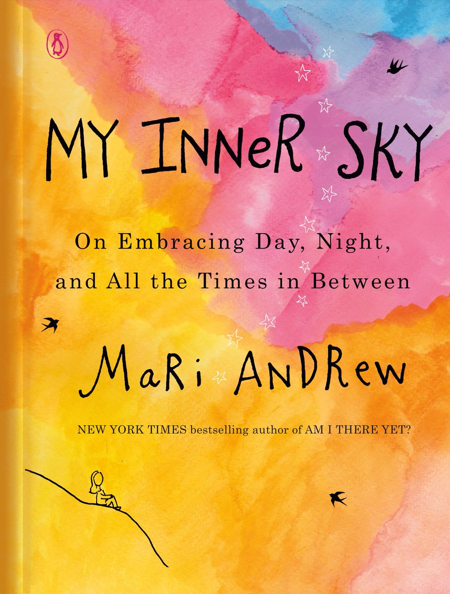 Just announced! Sixth & I favorite @bymariandrew returns to our (virtual) stage on March 8 to celebrate her upcoming book, MY INNER SKY.   Tickets →