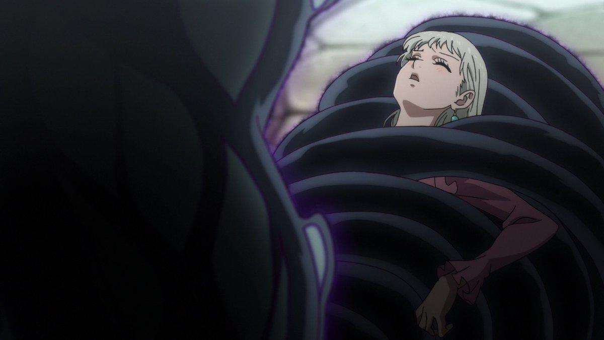 Nanatsu no Taizai: Angers Judgement (Season 4) episode 1 is scheduled for January 13th ⚔️More: 7-taizai.net
