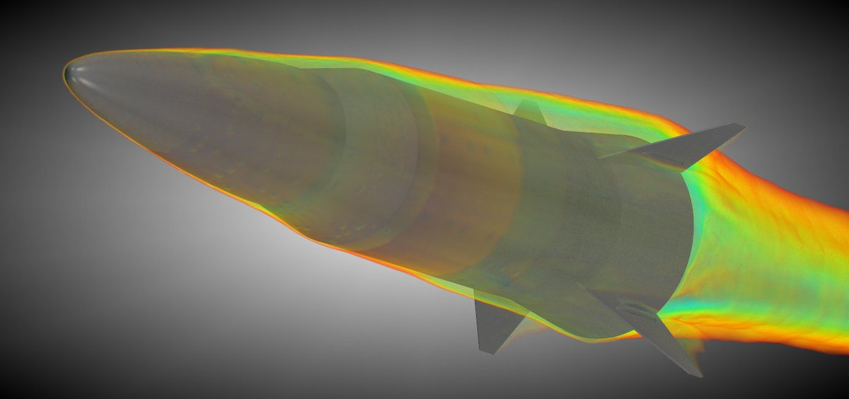 DARPA's Operational Fires (OpFires) program awards a new phase of the intermediate-range hypersonic ground-launch weapons program to @LockheedMartin. It involves full-scale missile fabrication, assembly, and flight testing.