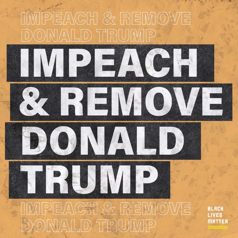 We call on Congress to immediately impeach Donald Trump and fully remove him from office for his incitement of the white supremacist attempted coup.  #ImpeachDonaldTrump
