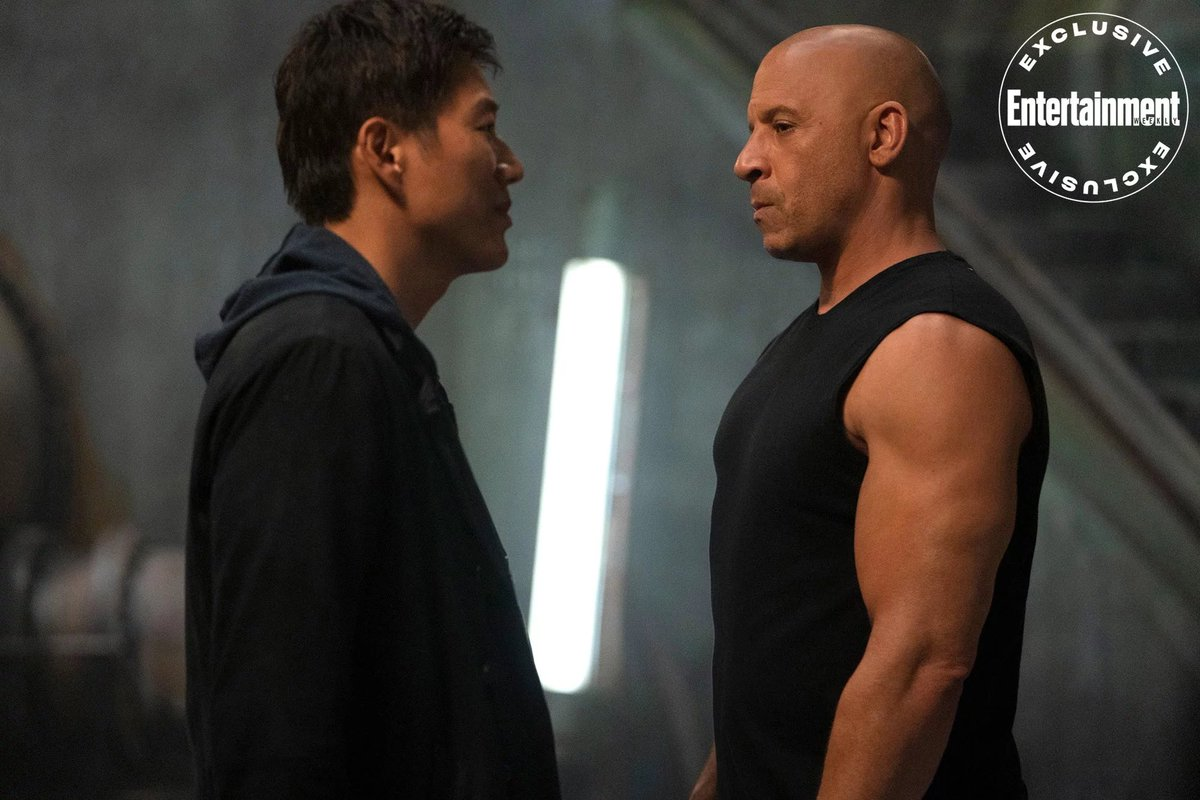 New look at Fast 9 images Han makes his Return! #Fast9 #FastandFurious9 #F9