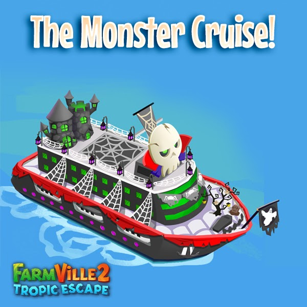 NEWS ALERT! Here is a cruise filled with witches and monsters for you to freak out with! So delay no further and welcome the Monster Cruise on @FVTropicEscape  View Guide ▶️  Play now ▶️