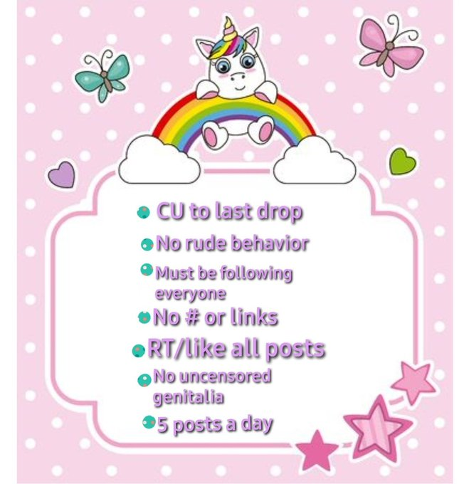 🌈 Looking to start my own RT group  🌈 If you are an active SW and would like to be in it comment on this