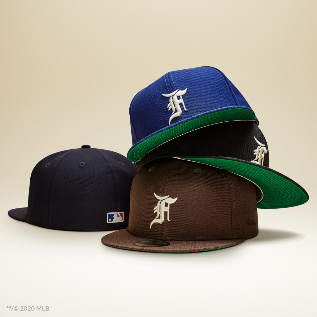 Inspired by the love of vintage MLB headwear. Fear of God @essentials x @neweracap  Shop here: