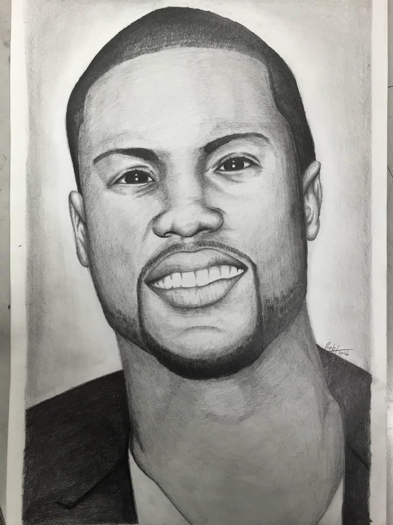 @KevinHart4real Kevin hart what do you think of my drawing of you