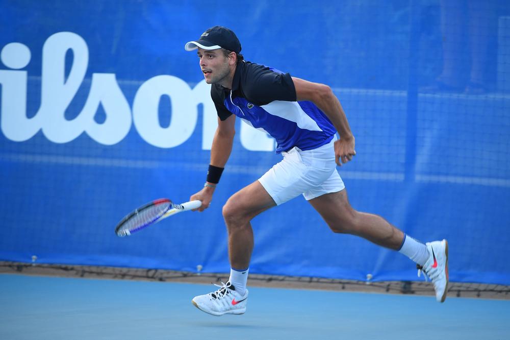1⃣2⃣ des 16 Bleus engagés ont franchi le premier tour des qualifications de l'Open d'Australie 2021. Les résultats du jour :▶️