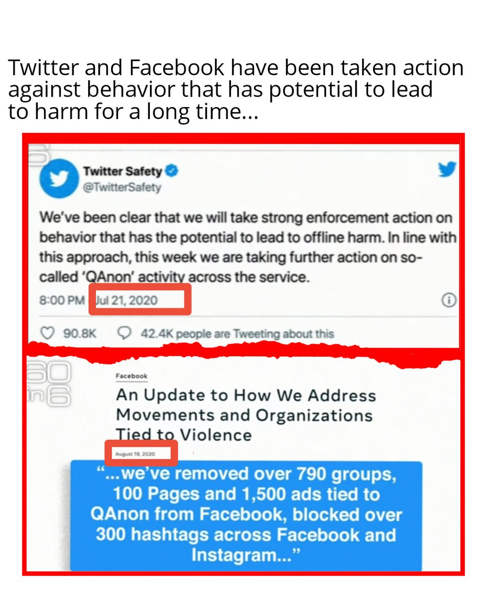 They didn't begin to prevent violence just now #twitter #Facebook #TrumpBanned #Trump #socialmedia