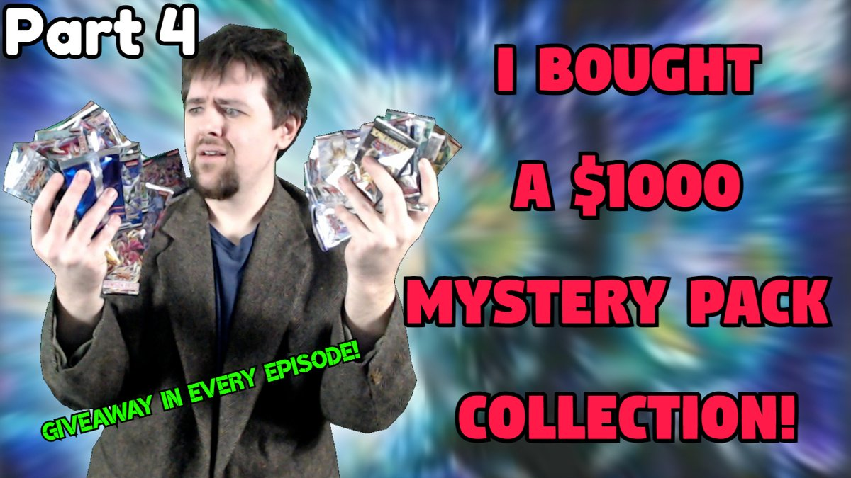 GGVision - Start your monday off right with another 25 packs of a $1000 mystery collection. Halfway through with part 4!   #yugioh #yugiohtcg #yugiohcards