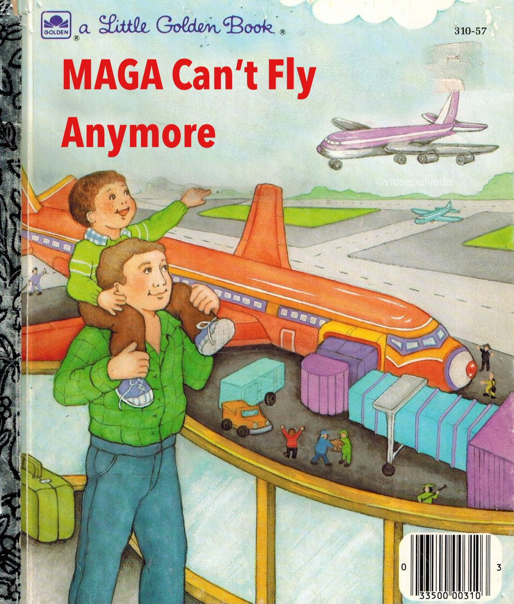Who remembers this childhood classic?  #NoFlyList